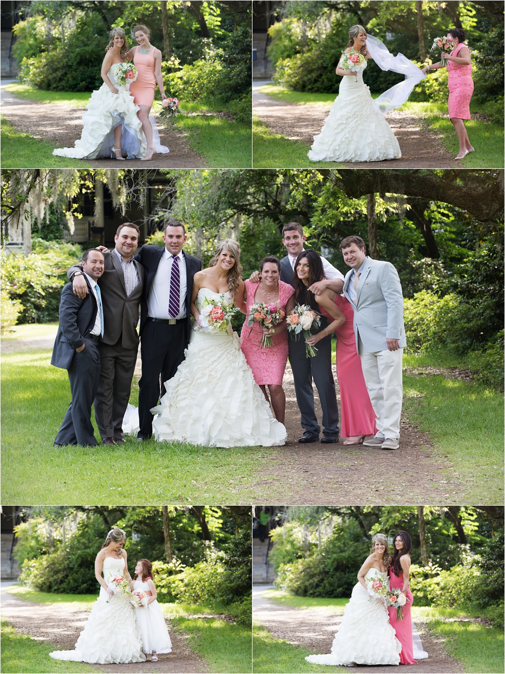 South carolina destination wedding magnolia plantation for Wedding photography kansas city