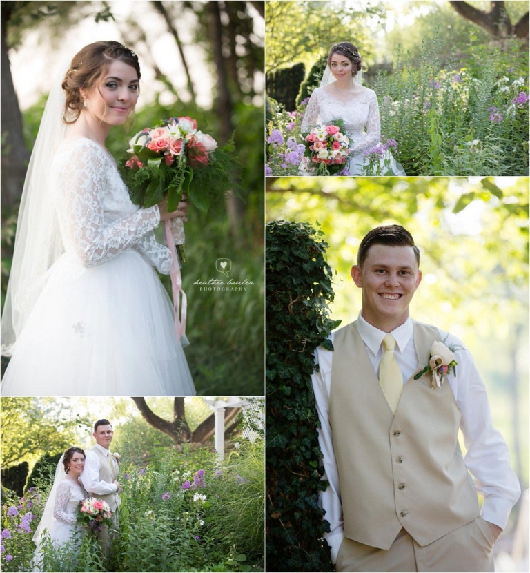 Locust Grove Wedding: Weston, Missouri Wedding With Khrystyn + Bobby