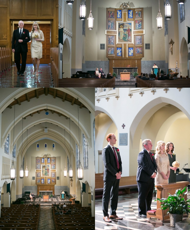 Altar Wedding Kansas City