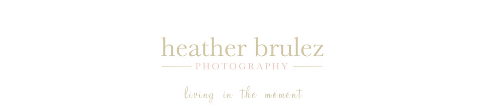 Heather Brulez Photography, Kansas City logo